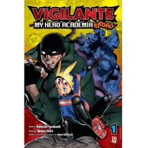 Vigilante My Hero Academia Illegals Vol. 1 - Jbc