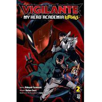 Vigilante My Hero Academia Illegals Vol. 2 - Jbc