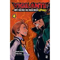 Vigilante: My Hero Academia Illegals - Volume 04 - Jbc -