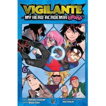 Vigilante: My Hero Academia Illegals - Volume 06 - Jbc
