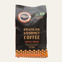 Villa Café Gourmet Torrado em Grãos 100% Arábica - 500g -
