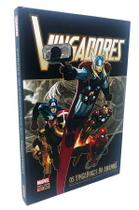Vingadores - Marvel Deluxe -