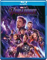 Vingadores - Ultimato - Blu-Ray - Cinecolor