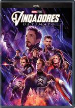Vingadores - Ultimato - DVD - Cinecolor