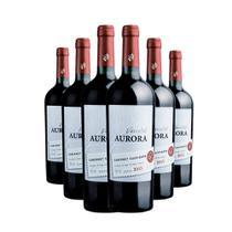 Vinho Aurora Varietal Cabernet Sauvignon 6x750ml -