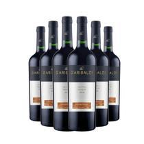Vinho Garibaldi Tinto Seco Merlot 6x750ml -