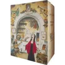 Vinho Julia Florista Bag In Box Tinto 5L - Flor De Julia