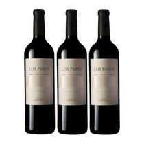 Vinho Los Pasos Malbec Cabernet Sauvignon 750ml 03 Unidades - Septima