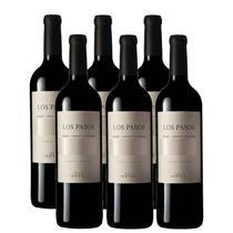 Vinho Los Pasos Malbec- Cabernet Sauvignon 750ml 06 Unidades - Septima
