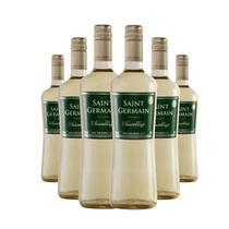 Vinho Saint Germain Assemblage Branco 6x750ml -