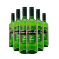 Vinho Sangue de Boi Branco Suave 6x750ml - Aurora