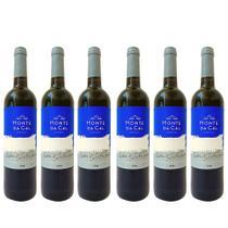 Vinho Tinto Monte Da Cal Colheita Selec. 750 ml - Kit c/6 -