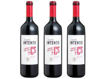 Vinho Tinto Salton Intenso Cabernet Sauvignon - 750ml 3 Unidades