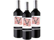 Vinho Tinto Seco Vistamar Brisa Cabernet Sauvignon - 750ml 3 Unidades