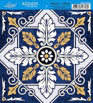 Vinil Adesivo Azulejo Decorativo e Parede VAXV-002 - Litoarte -
