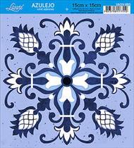 Vinil Adesivo Azulejo Decorativo e Parede VAXV-005 - Litoarte -