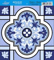 Vinil Adesivo Azulejo Decorativo e Parede VAXV-006 - Litoarte -