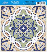 Vinil Adesivo Azulejo Decorativo e Parede VAXV-007 - Litoarte -