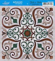 Vinil Adesivo Azulejo Decorativo e Parede VAXV-009 - Litoarte -
