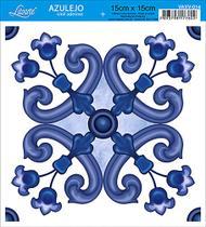 Vinil Adesivo Azulejo Decorativo e Parede VAXV-014 - Litoarte -