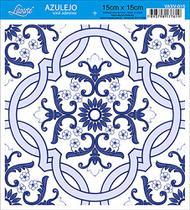 Vinil Adesivo Azulejo Decorativo e Parede VAXV-015 - Litoarte -