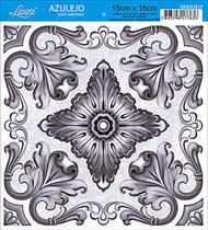 Vinil Adesivo Azulejo Decorativo e Parede VAXV-017 - Litoarte -
