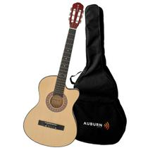 Violão Acústico 6 Cordas Cutway Auburn Music Aubvo622 Natural C/ Capa -