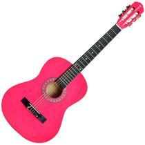 Violão Acústico Clássico 6 Cordas Pink Aubvo616B Auburn -