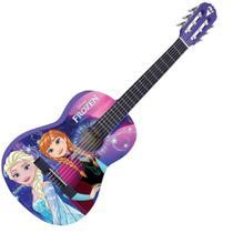 Violão Acústico Nylon Infantil Frozen Elsa e Anna Vif-2 PHX -