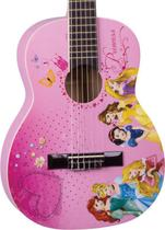 Violão Acústico PHX Nylon Infantil Disney Princesa Vip-3 -