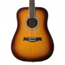 Violão Acústico Seizi Tennessee Blues Sunburst -