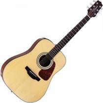 Violão Elétrico Folk Takamine GD15E Natural  & TP4T - Sonotec