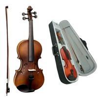 Violino 4/4 Tampo Em Sprece Vogga Von144n com Case -