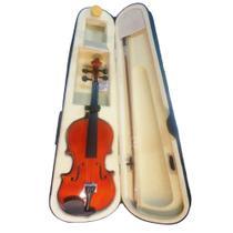 Violino Alan 3/4 Al-1410 Completo -
