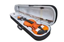 Violino Violins 4/4 C/ Estojo Com Arco, Breu e Afinador - Makanu