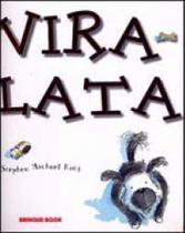 Vira-lata - Brinque book -