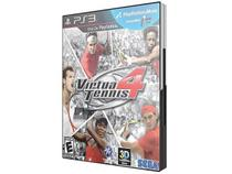 Virtua Tennis 4 p/ PS3 - SEGA