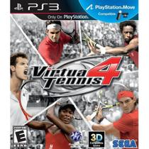 Virtua Tennis 4 - PS3 - Sega