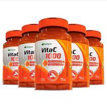 Vitamina C 1000 IDR - 5x de 60 Cápsulas - Katigua -