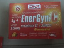 Vitamina C 1000mg + Zinco 10mg caixa com 30 sachês efervescentes - Dna