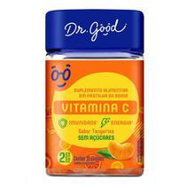 Vitamina C Diet c/ 30 gomas - Dr Good -