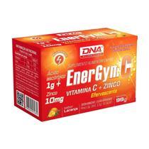 Vitamina C + Zinco Efervescente (30 Sachês) - DNA -