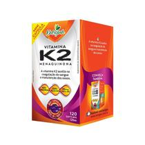 VITAMINA K2 (menaquinona-7)  120CAPS 125MG - Katigua