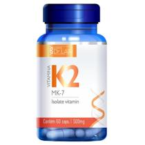Vitamina K2 Menaquinona MK-7 60 cápsulas Dr Lair Upnutri -
