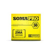 Vitamínico Soma Pro ZMA 30 Comprimidos - Iridium Labs -