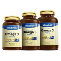 Vitaminlife Omega 3 1000mg 60 Caps -