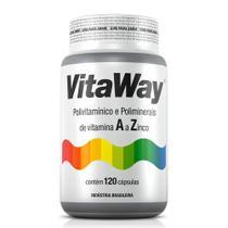 Vitaway polivitaminico AZ 120 capsulas - Fitoway
