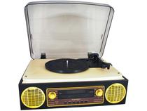 Vitrola Goldship Nostalgic Country CXR-1498 - Bluetooth