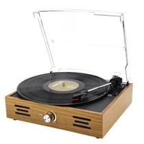 Vitrola Toca Discos Perkins Turntable SP365 - Pulse Retrô