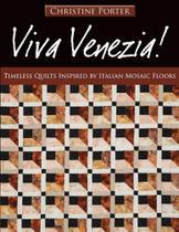 Viva Venezia!-Print-on-Demand-Edition - C&T Publishing, Inc. -